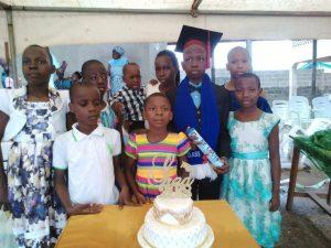 Iyanuoluwa's Graduation Ceremony Pictures